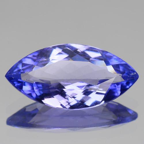0.70 Cts Blue Color Natural Tanzanite Gemstone