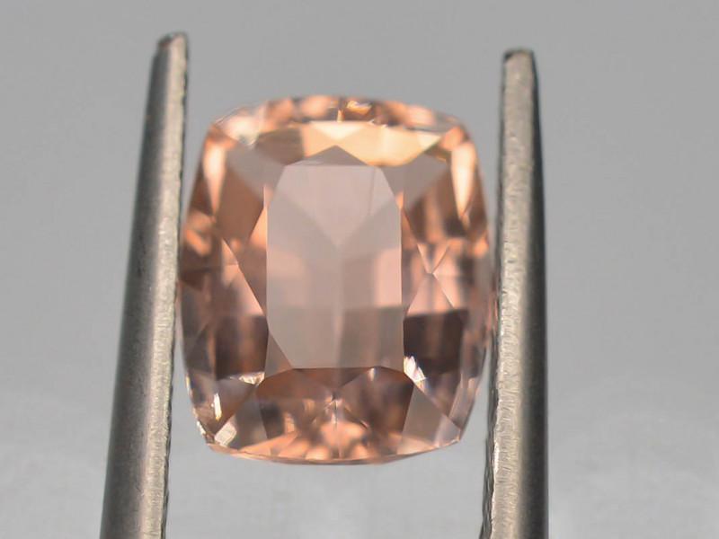 Top Grade 1.65 ct Natural Baby Pink  Color Tourmaline