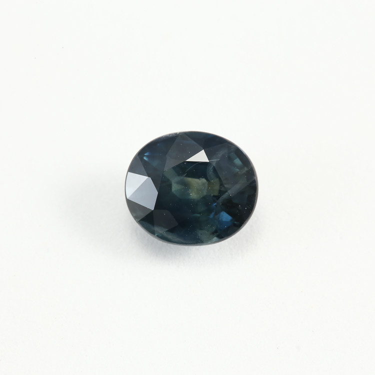 2.59ct Lab Certified Natrual Blue Sapphire