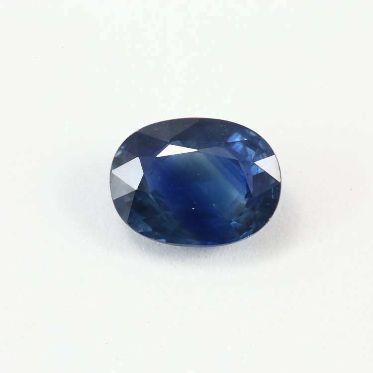 4.25ct Lab Certified Natrual Blue Sapphire