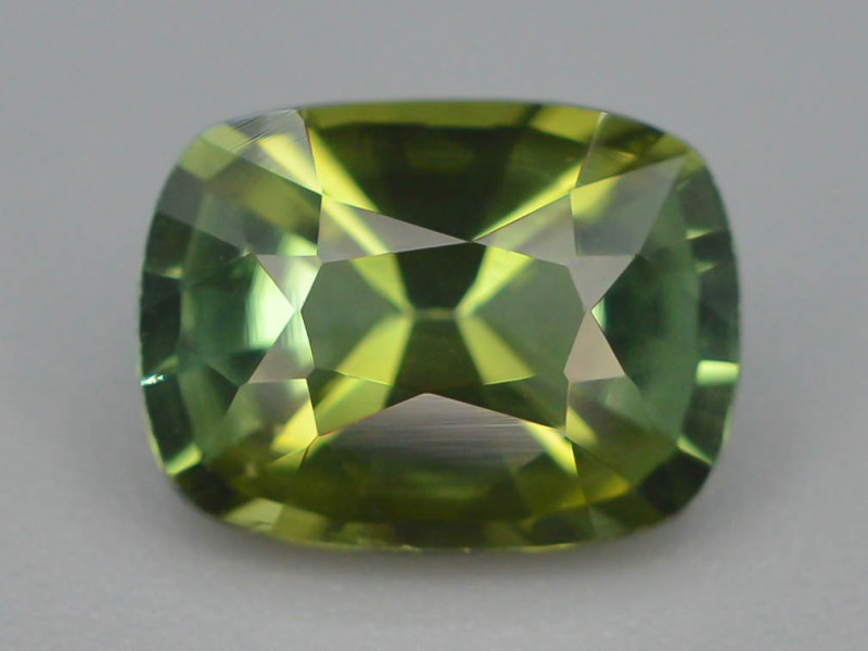 Top Color 2.25 Ct Lagoon Green Tourmaline From Afghanistan