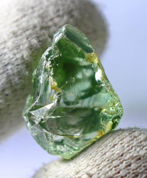 First Class Rare 34 ct Green (Prasiolite) Amethyst rough