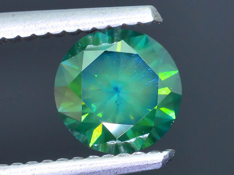 AAA Grade 1.22 ct Green Diamond SKU-16