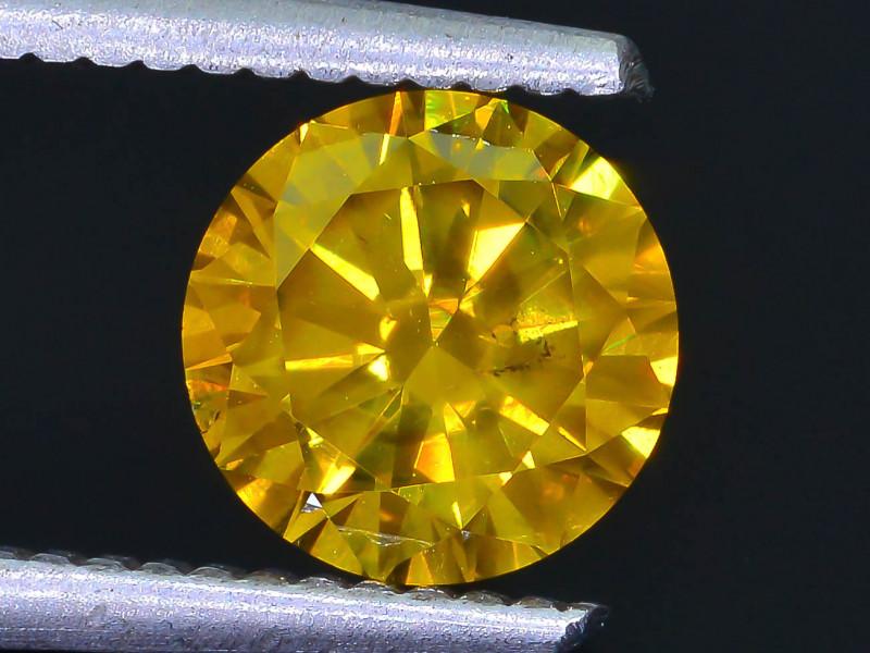 AAA Grade 1.51 ct Yellow Diamond SKU-16