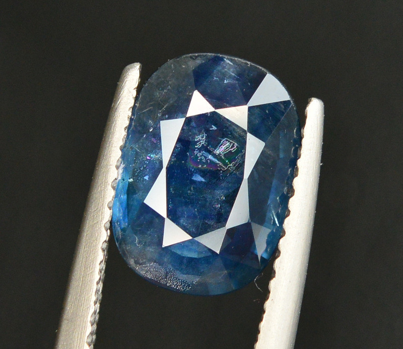 Top Quality 2.35 Ct Heated Sapphire