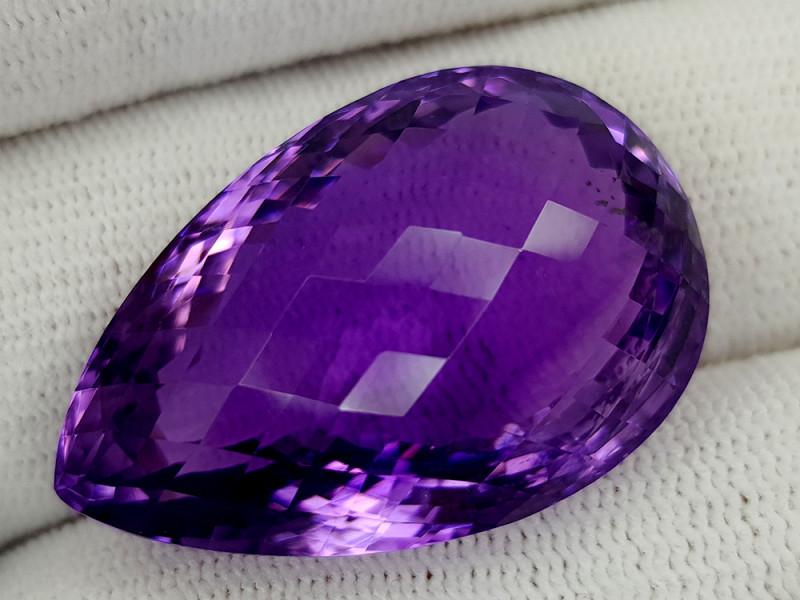 63.65Ct Natural Amethyst Gemstones IGCam32