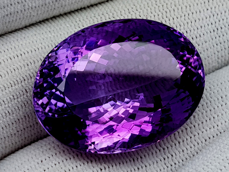 41CT NATURAL AMETHYST GEMSTONES IGCAMTH12