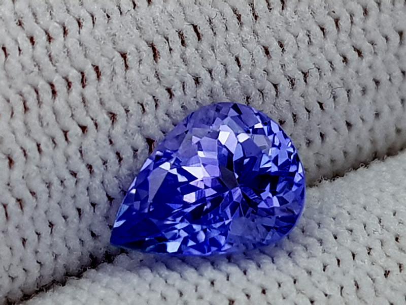 1.88ct Natural Tanzanite Gemstone igcntt01