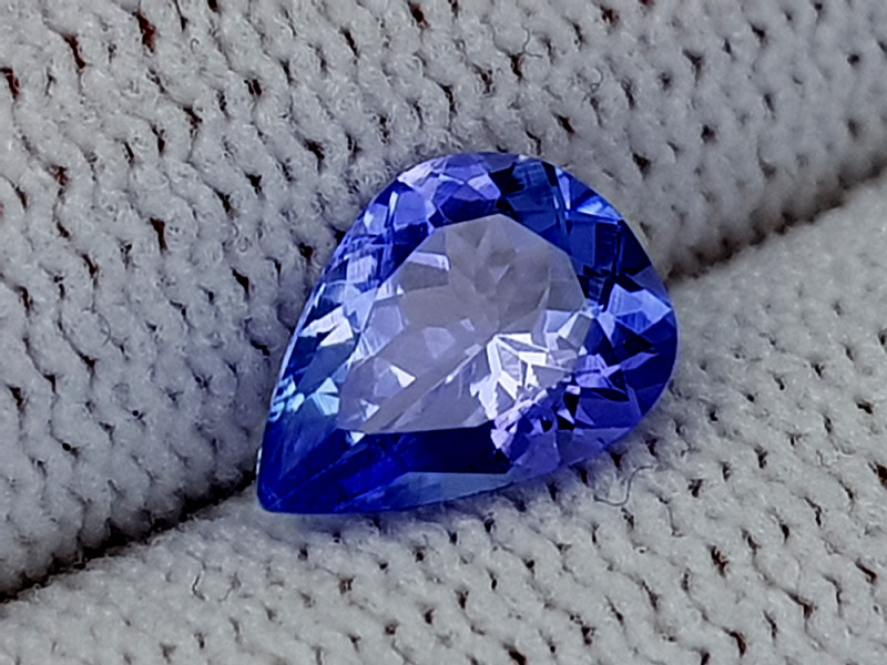 1.31ct Natural Tanzanite Gemstone igcntt02