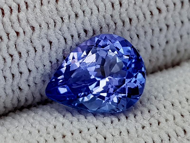 1.83ct Natural Tanzanite Gemstone igcntt07