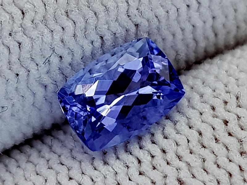 1.21ct Natural Tanzanite Gemstone igcntt35