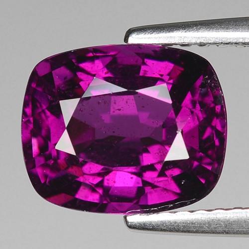 BLACK FRIDAY Rare 4.03 Cts Gorgeous Color Grape- Purple Garnet ~ PG37