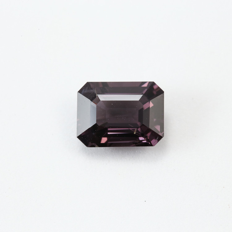 2.52ct Lab Certified Natural Purple Spinel