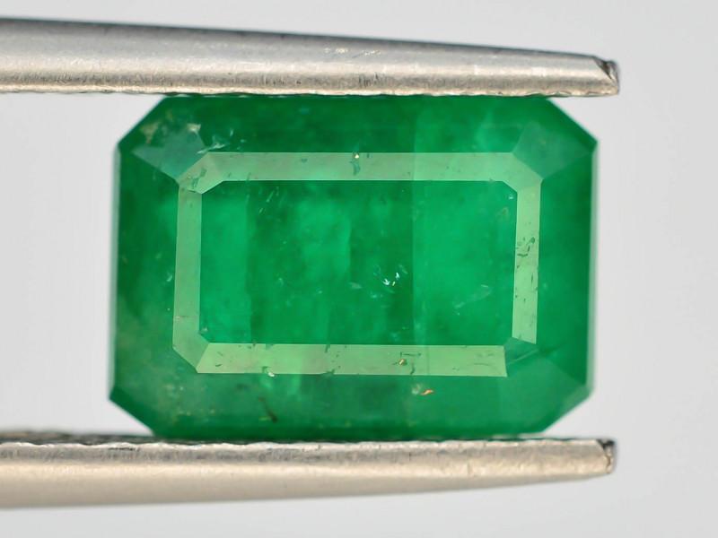 2.30 ct Natural Vivid Green Color Emerald~Swat