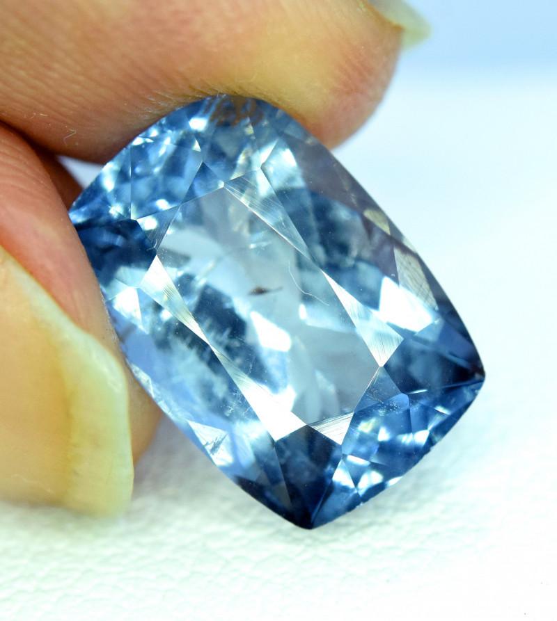 4.50 Carats Natural Untreated Aquamarine Gemstone