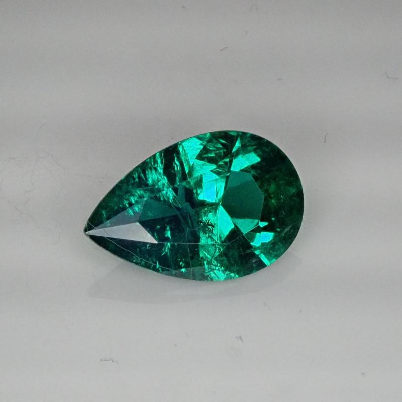 1.21ct Emerald Zambian NO TREATMENT