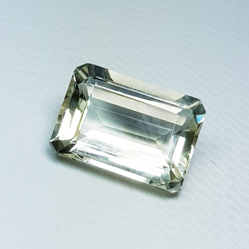2.55ct Top Quality Stunning Octagon Cut Natural Scapolite