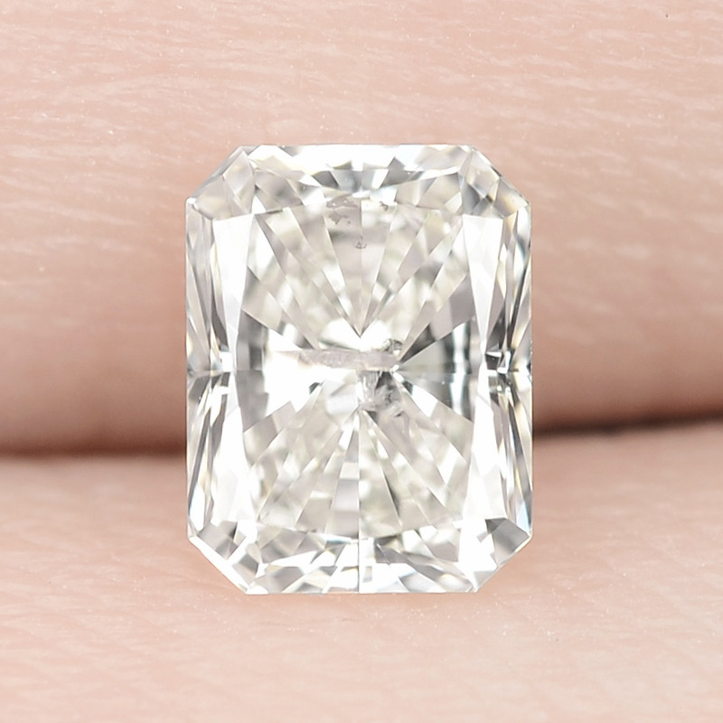 0.49 Cts UNTREATED WHITE F COLOR NATURAL LOOSE DIAMOND