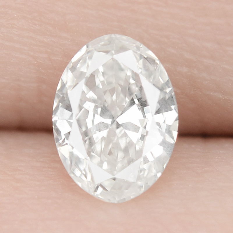 0.40 Cts UNTREATED WHITE G COLOR NATURAL LOOSE DIAMOND VS2