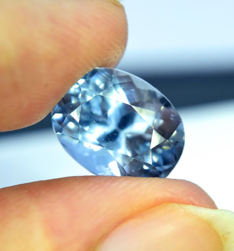 4.35 Carats Natural Untreated Aquamarine Gemstone