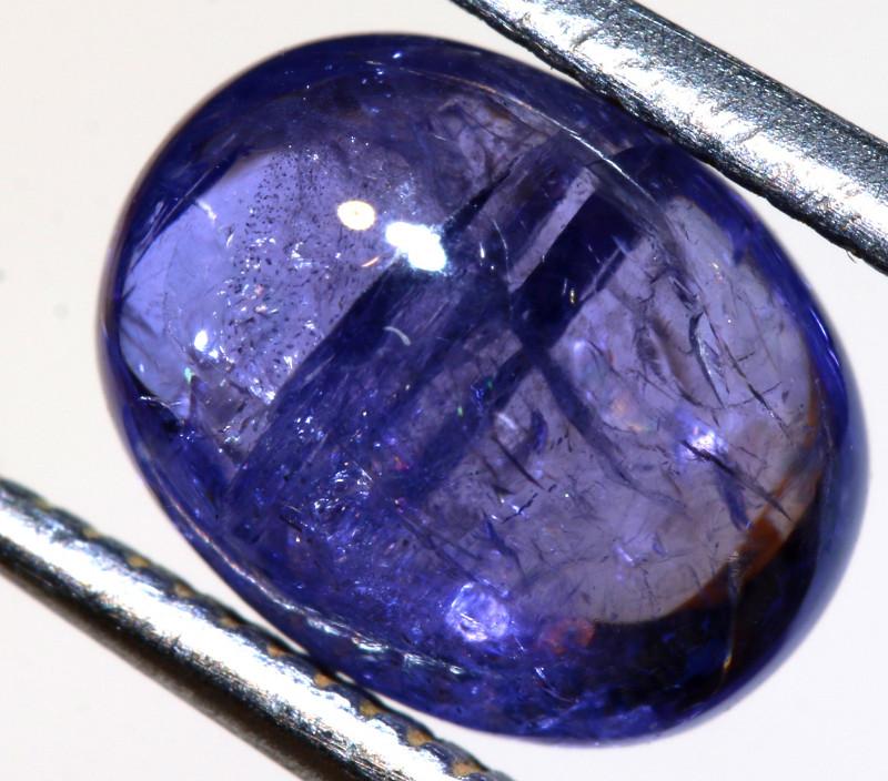 2.38 - CTS TANZANITE CABOCHON PG- 3067