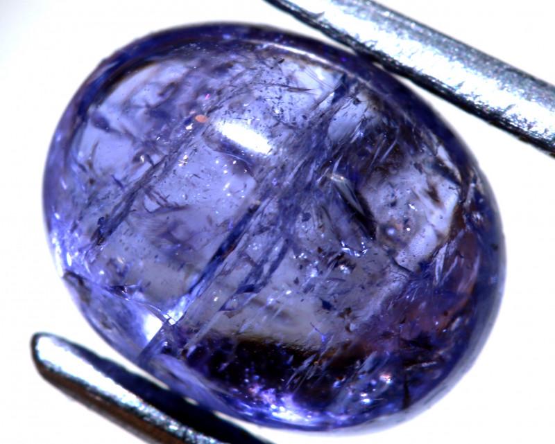 2.65 - CTS TANZANITE CABOCHON PG-3096
