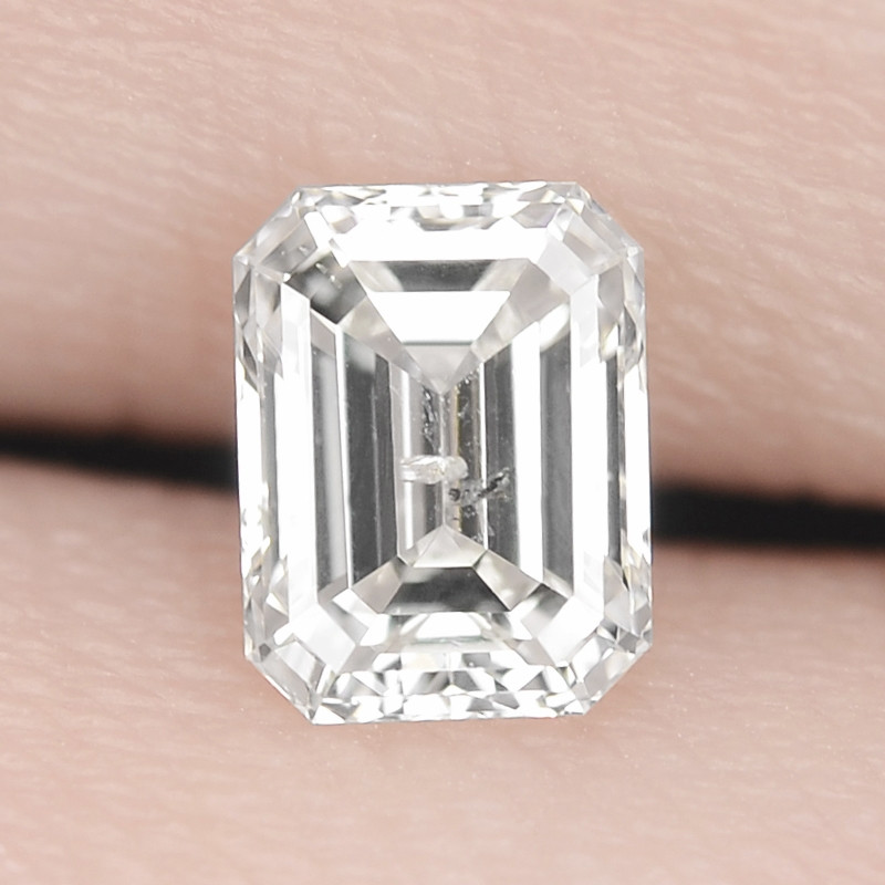 0.47 Cts UNTREATED WHITE G COLOR NATURAL LOOSE DIAMOND