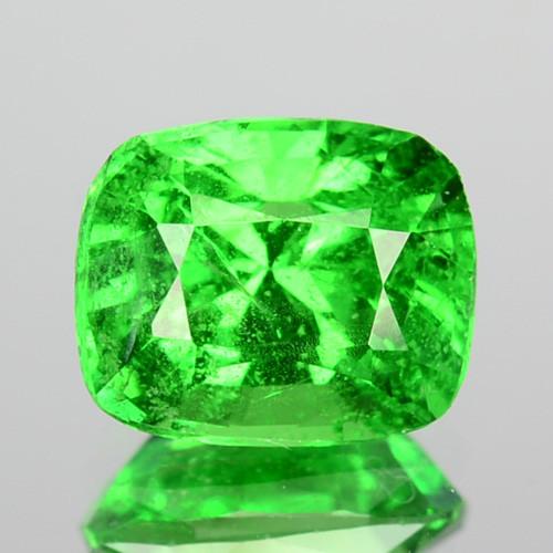 1.28 Cts Natural Untreated Rare Tsavorite Garnet Gemstone