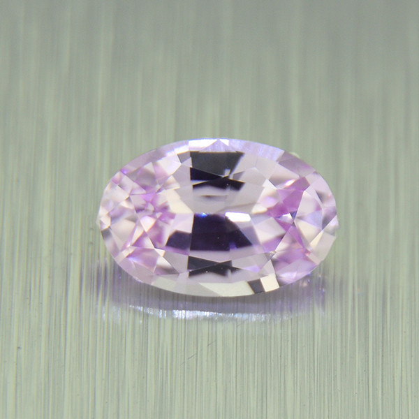 Ceylon Pastel Pink Sapphire 0.54 Ct. (01666)