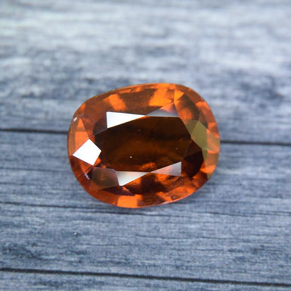 Hessonite Garnet 3.81ct from Sri Lanka (00890)