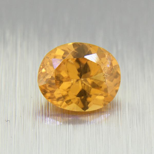 Natural Ceylon Spessartite Garnet (Fanta Garnet) 1.42 ct. (01611)