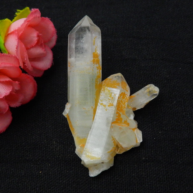 New Raw Druzy Crystal, Healing Crystal, Natural Crystal Specimen E329