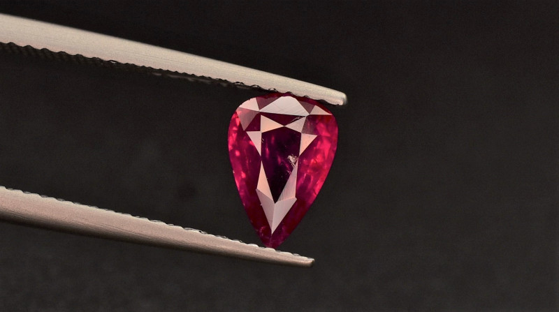 Ruby from Mozambique 1.02 carats