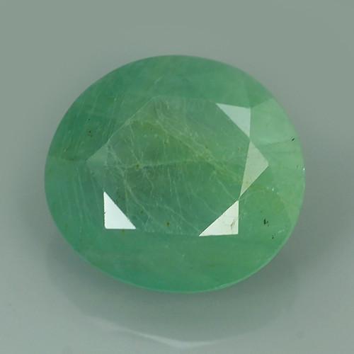 3.00 cts Natural Green Grandidierite No heat madagascar