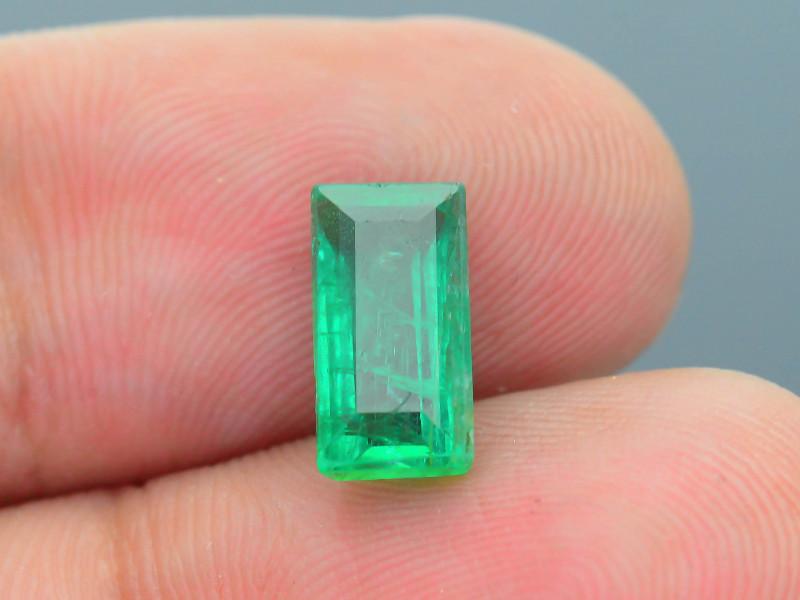 Top Grade 2.20 ct Zambian Emerald SKU-30