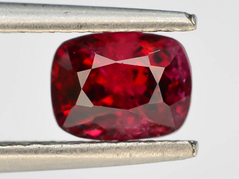 Top Color 0.80 ct Red Color Spinel Untreated/Unheated ~Burma ~ AD