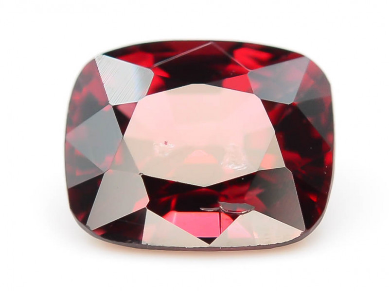 Top Color 1.20 ct Red Color Spinel Untreated/Unheated ~Burma ~ AD