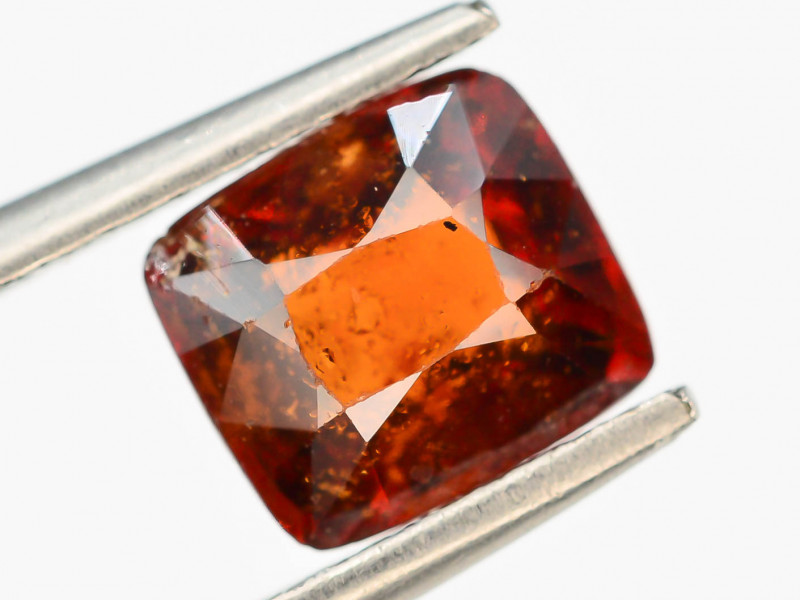 Top Color 1.45 ct Red Color Spinel Untreated/Unheated ~Burma ~ AD