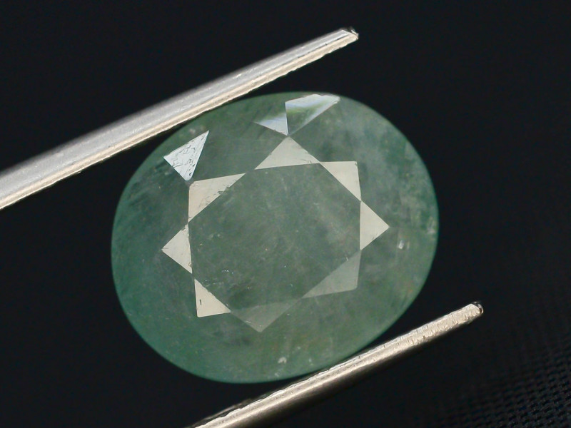4.10 ct Natural Rare Grandidierite~Madagascar ~ AD A
