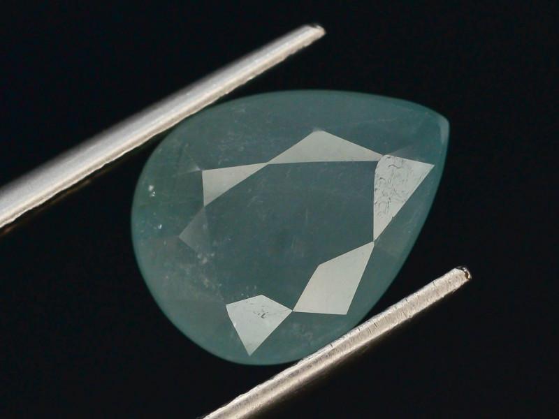 3.50 ct Natural Rare Grandidierite~Madagascar ~ AD A