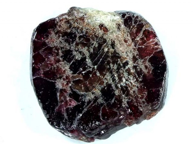 GARNET NATURAL BEAD DRILLED 32.35 CTS NP-791