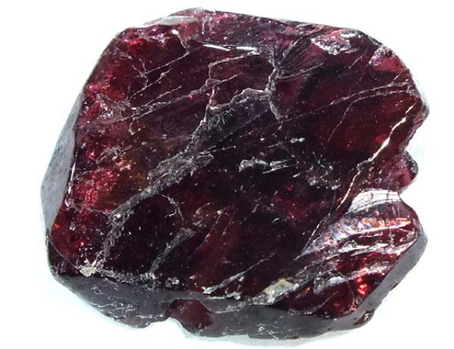 GARNET NATURAL BEAD DRILLED 23.55 CTS NP-788