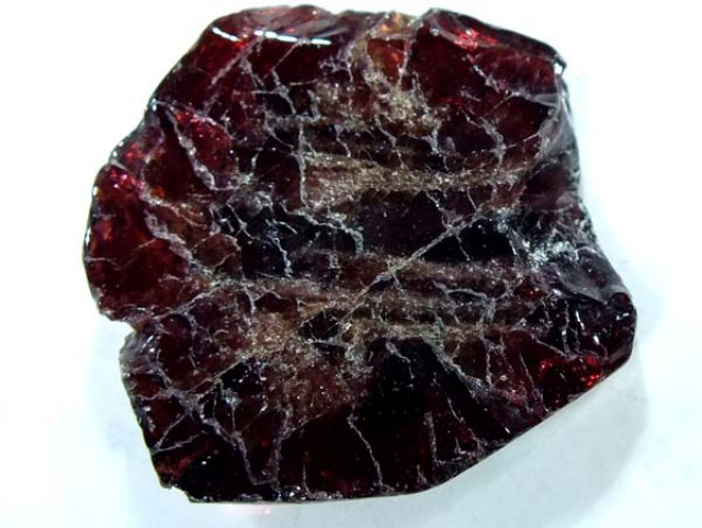 GARNET NATURAL BEAD DRILLED 26.35 CTS  NP-785