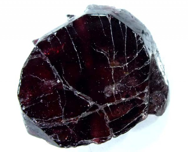 GARNET NATURAL BEAD DRILLED 23.60 CTS  NP-777