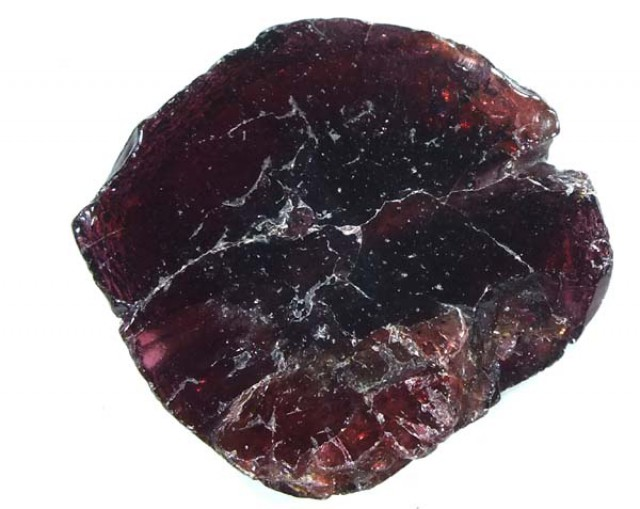 GARNET NATURAL BEAD DRILLED 31.85 CTS  NP-790