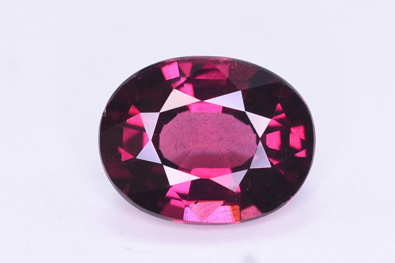 Rare 2.40 Ct Superb Color Natural Mahenge Garnet
