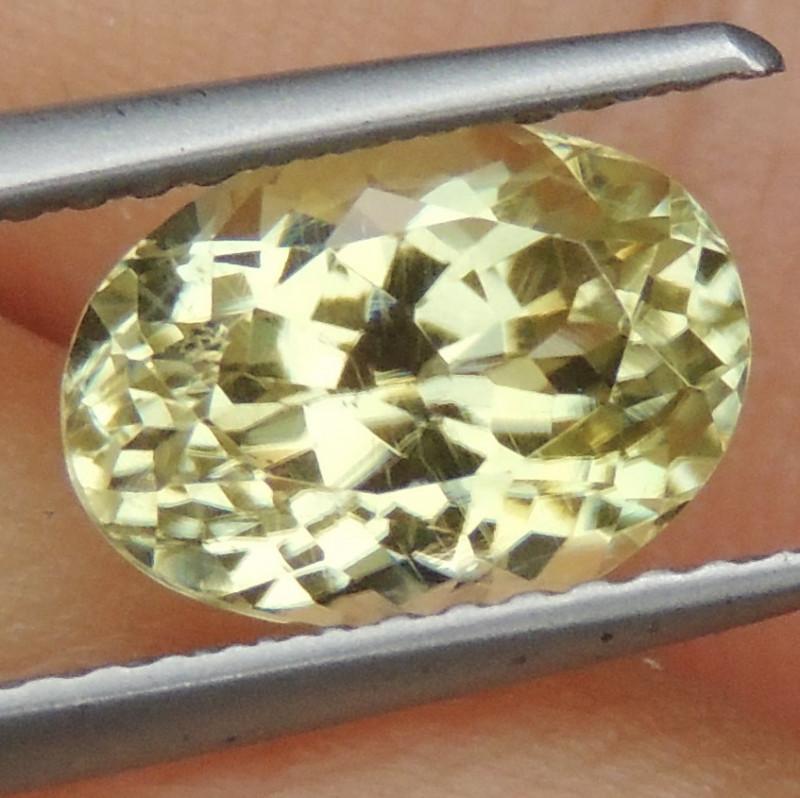 2.19cts Rare Sillimanite, Top Color