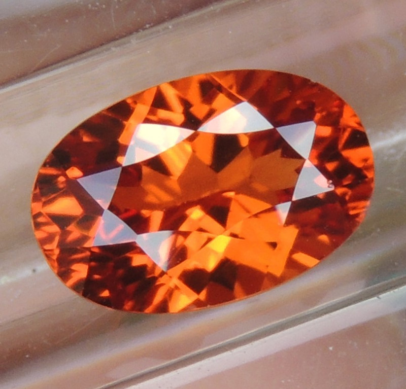 1.72cts, Spessartite,  Top Clairity