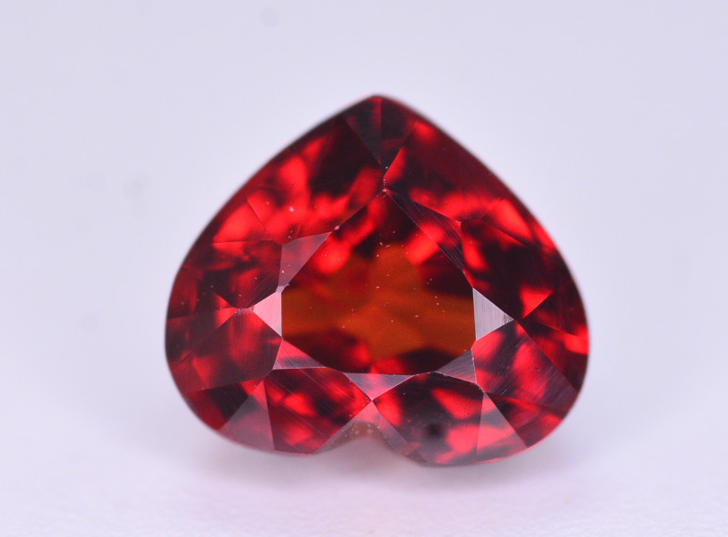 Reddish Orange Color 2 Ct Natural Spessartite Garnet A