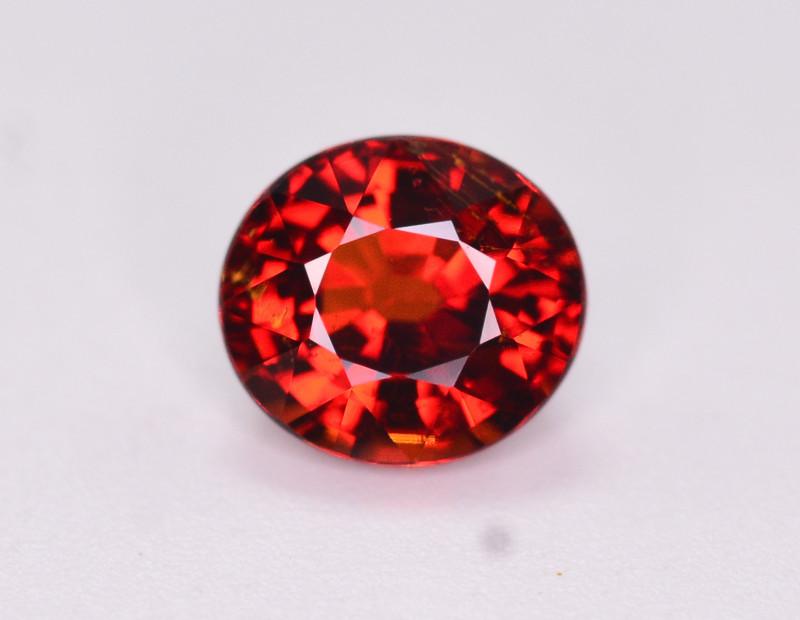 Reddish Orange Color 1.75 Ct Natural Spessartite Garnet A